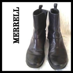 [Merrell] Spire Zip Booties